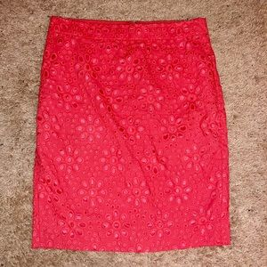 The Pencil Skirt J Crew size 2